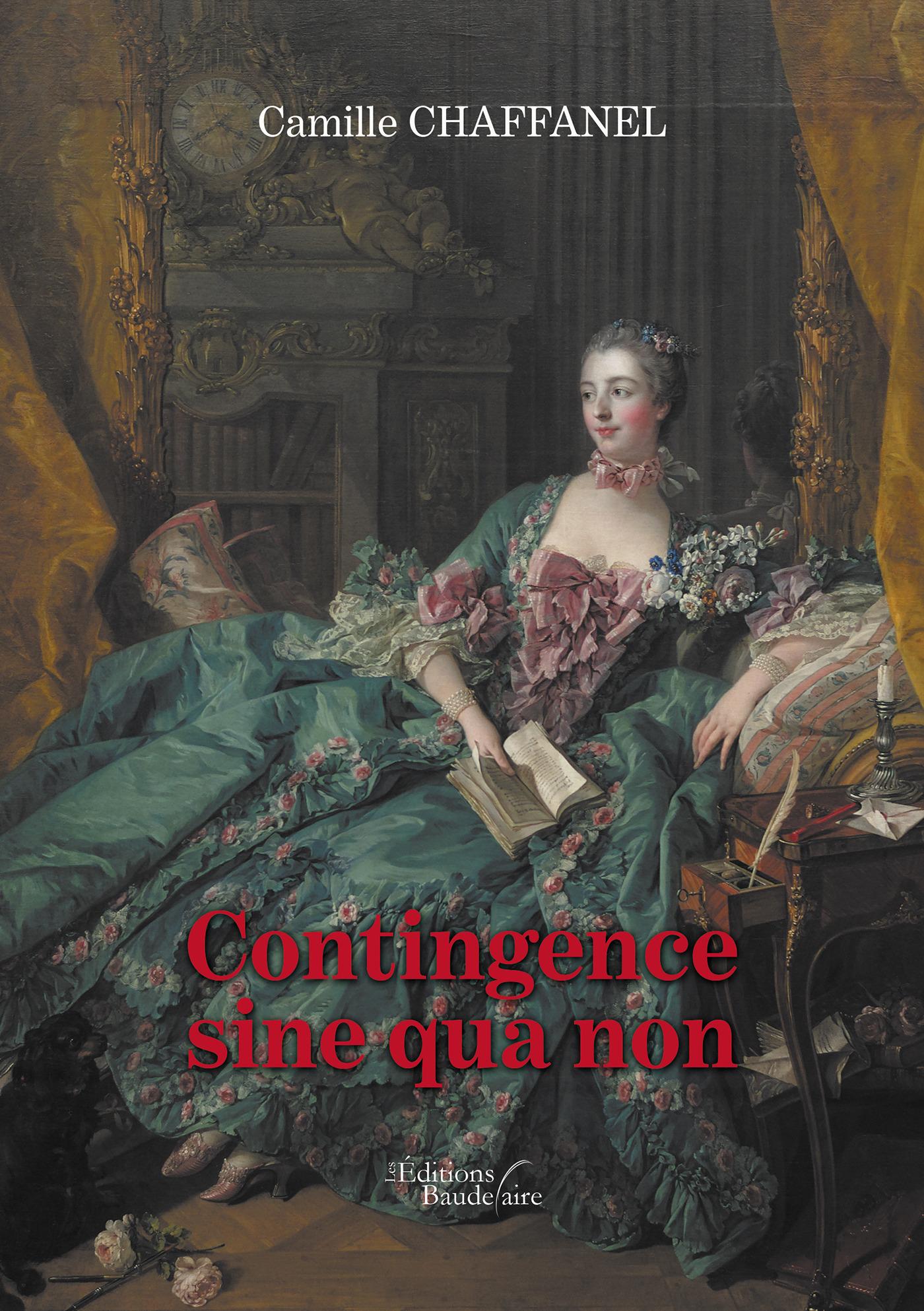 Vente EBooks : Contingence sine qua non  - Camille Chaffanel
