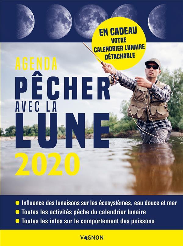 Agenda pêcher avec la Lune (édition 2020)