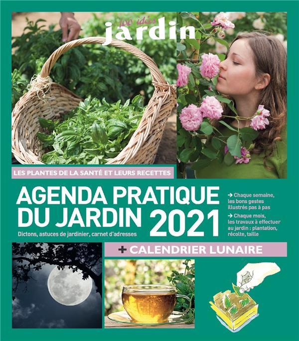 Agenda jardin (édition 2021)