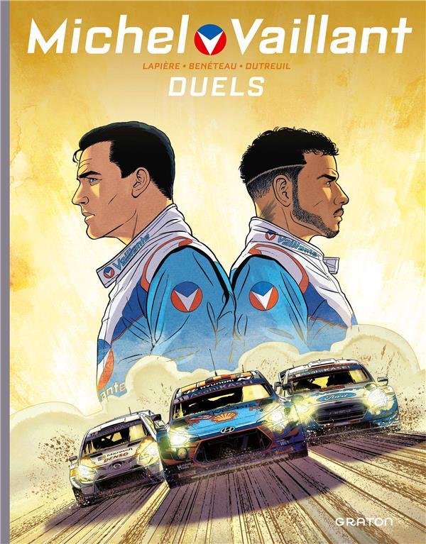 Michel Vaillant - nouvelle saison T.9 ; duels