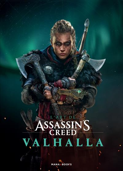 L'art de Assassin's Creed ; Valhalla ; artbook officiel