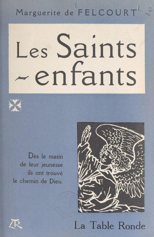 Les saints-enfants
