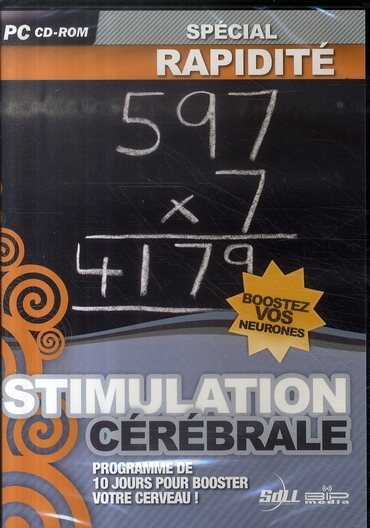 Stimulation cérébrale ; spécial rapidité