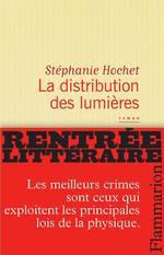 Vente Livre Numérique : La distribution des lumières  - Stéphanie Hochet