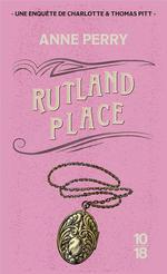 Couverture de Rutland place