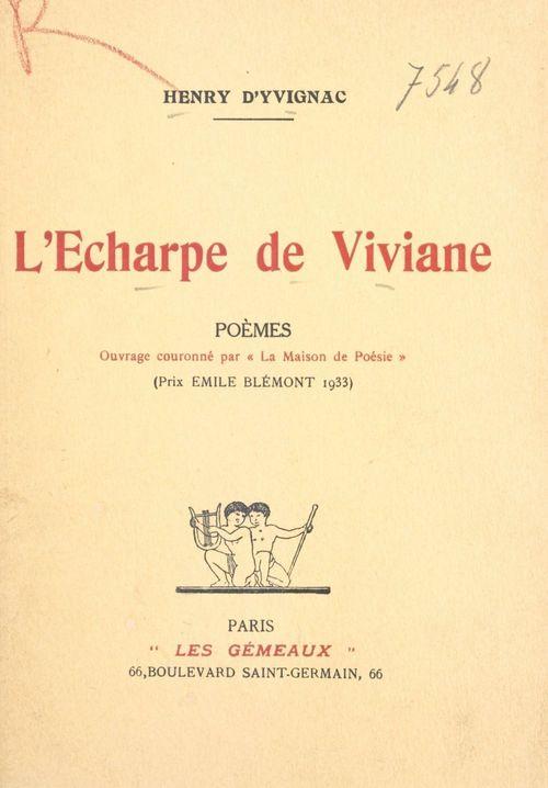 L'écharpe de Viviane