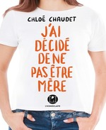 Vente Livre Numérique : J'ai décidé de ne pas être mère  - Chloe Chaudet
