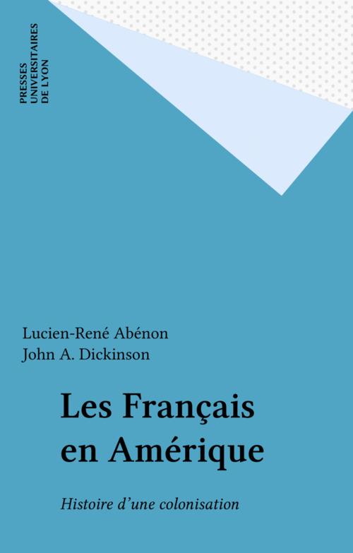 Les Français en Amérique