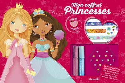 Mon coffret princesses