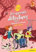Vente Livre Numérique : Les apprentis détectives - Chasseur de voleurs  - Agnès Laroche