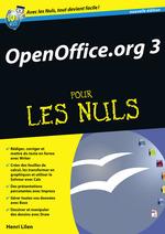 Vente Livre Numérique : Openoffice.org 3 pour les nuls  - Henri Lilen