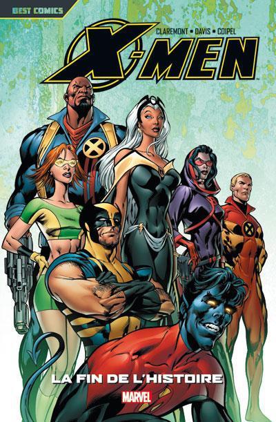 X-Men T.3 ; la fin de l'histoire