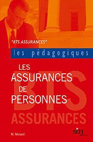 L'assurance de personnes (2e édition)