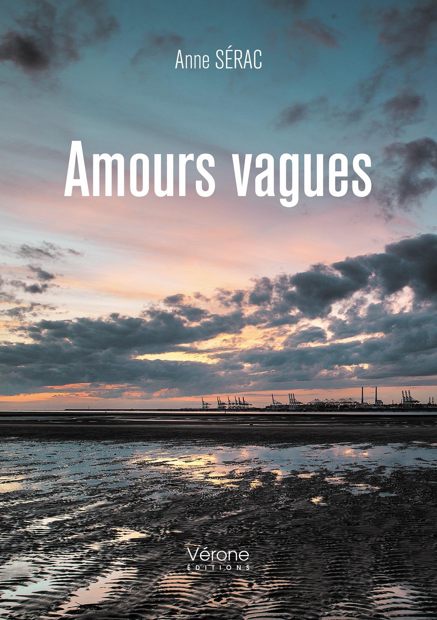 Vente Livre Numérique : Amours vagues  - Anne Sérac