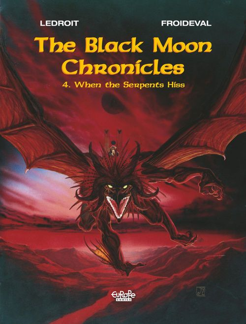 The Black Moon chronicles - Volume 4 -  When the Serpents Hiss