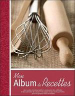 Couverture de Mon album de recettes