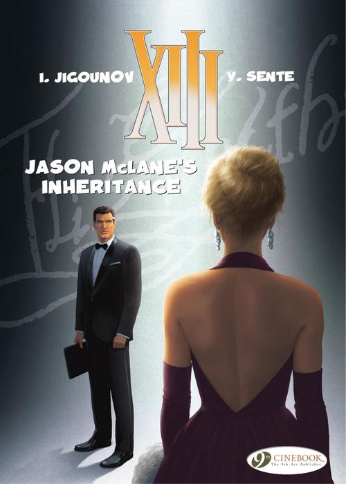 XIII T.23 ; Jason McLane's inheritance