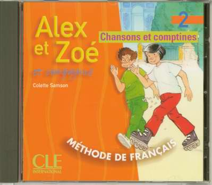 Cd Ind Alex Et Zoe Niveau 2