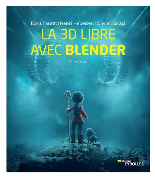 La 3D libre avec blender (7e édition)