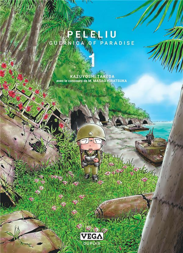 Peleliu, guernica of paradise - tome 1 / edition speciale (a prix reduit)