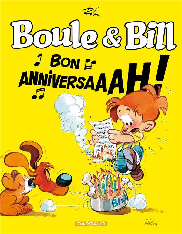 Boule & Bill ; bon anniversaire !