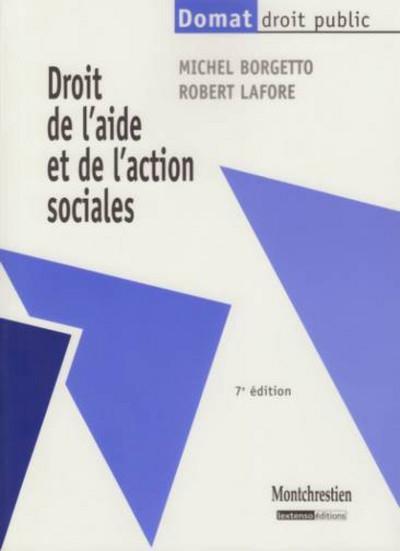 Droit de l'aide et de l'action sociales (7e édition)