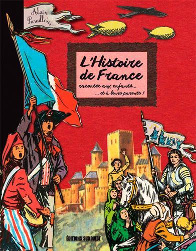 L'histoire de France racontée aux enfants