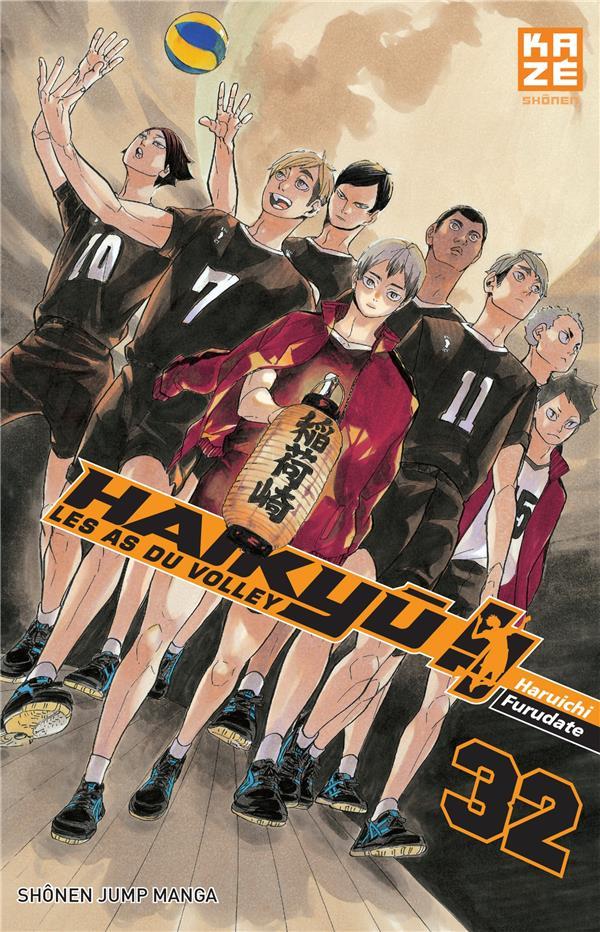Haikyu !! Les As Du Volley T.32