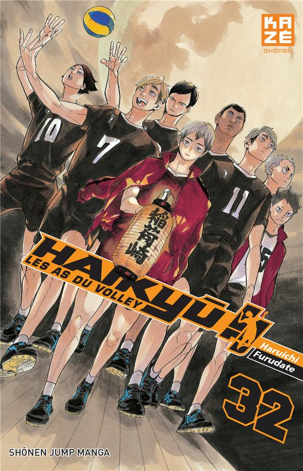 Haikyu !! Les As Du Volley T.32