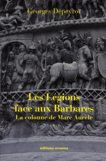 les légions face aux Barbares ; la colonne de Marc-Aurèle