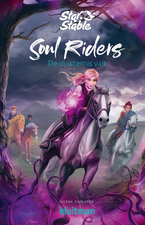 Soul Riders - 3 De duisternis valt