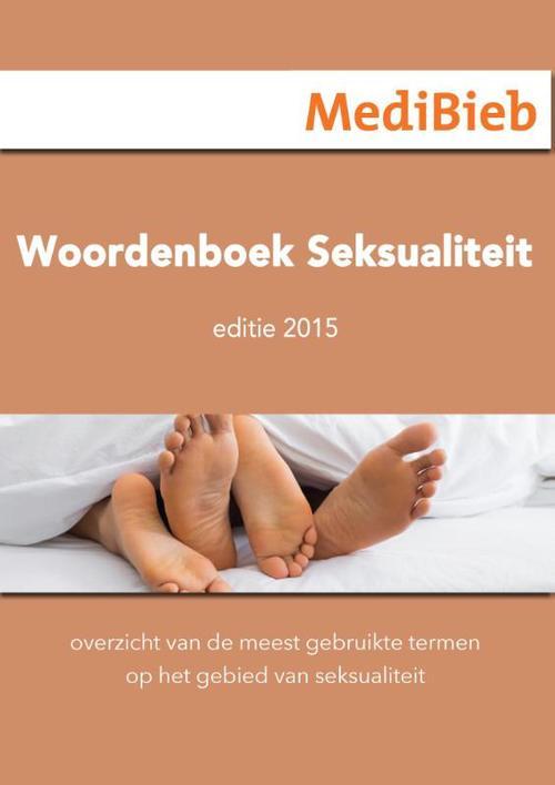 Woordenboek seksualiteit - Editie 2015
