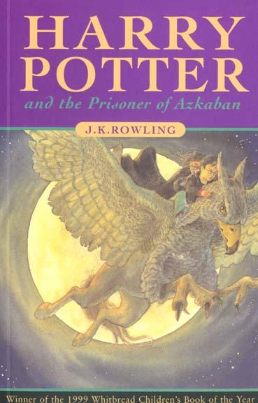 Harry Potter And The Prisoner Of Azkaban Bk. 3