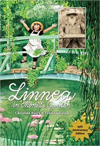 Linnea's in monet's garden