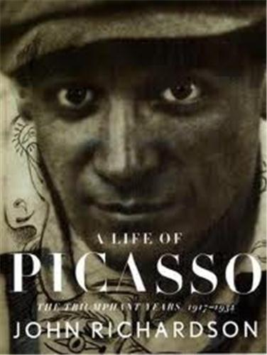 A life of picasso vol 3 : the triumphant years 1917-1932 (paperback)