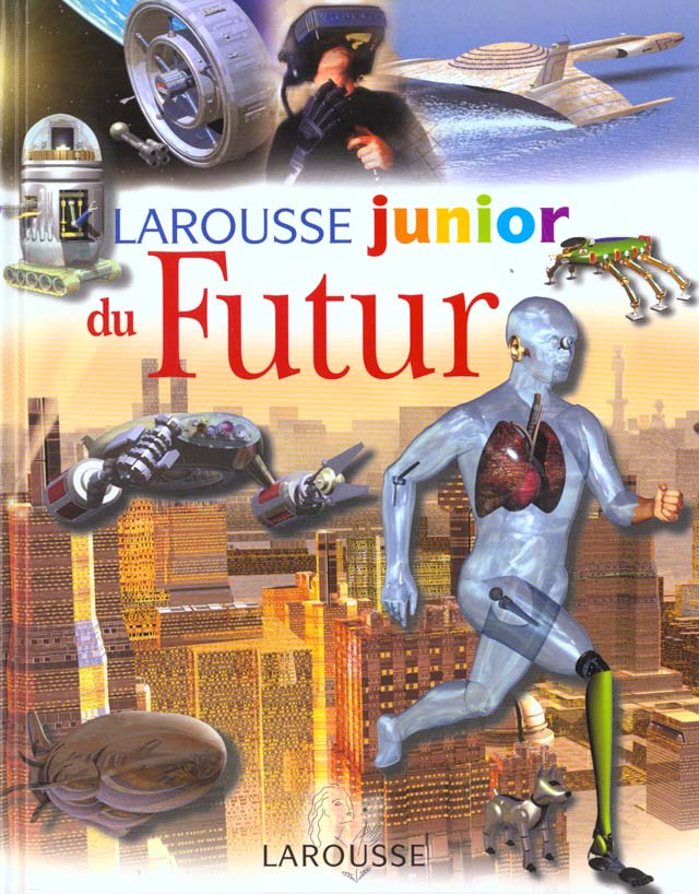 Larousse junior du futur