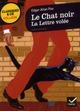 LE CHAT NOIR  -  LE LETTRE VOLEE