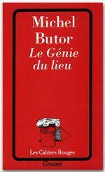 Vente Livre Numérique : Le génie du lieu  - Michel Butor