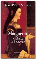 Marguerite, duchesse de Bourgogne