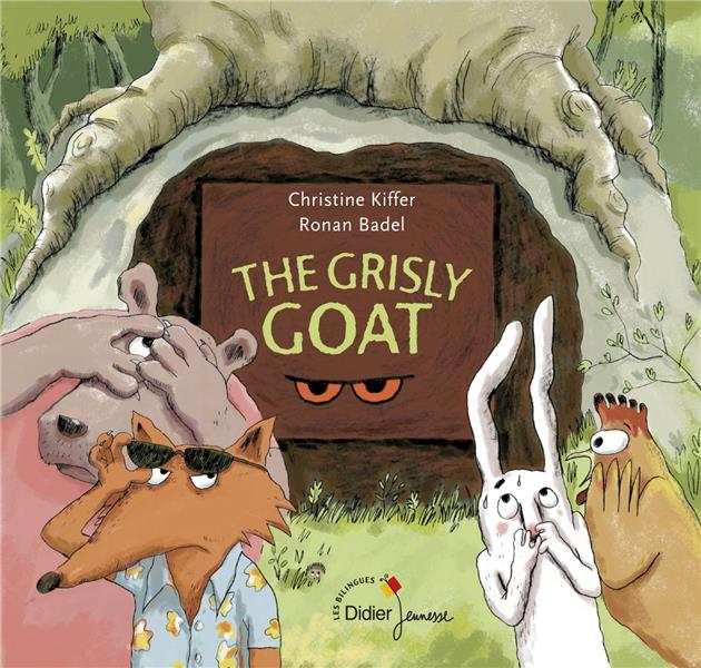 The grisly goat
