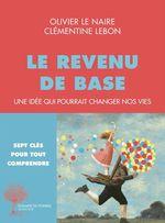Vente EBooks : Le revenu de base ; une idée qui pourrait changer nos vies