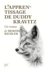 L'apprentissage de duddy kravitz