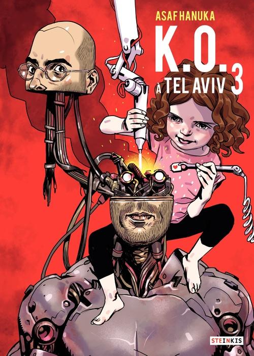 K.O. à Tel Aviv t.3