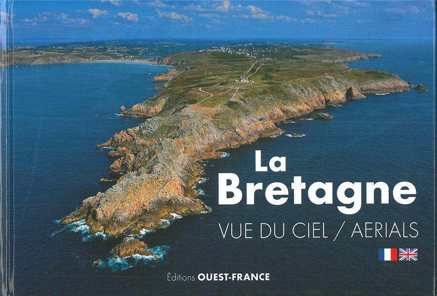 La Bretagne vue du ciel