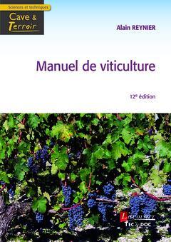 Manuel de viticulture (12e édition)