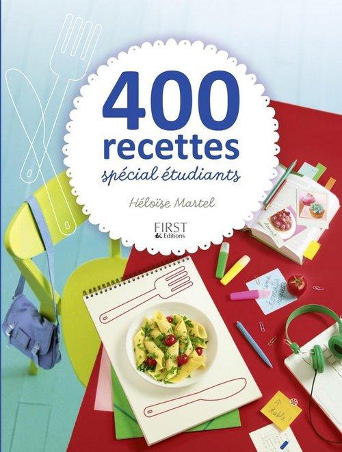 400 recettes spécial étudiants