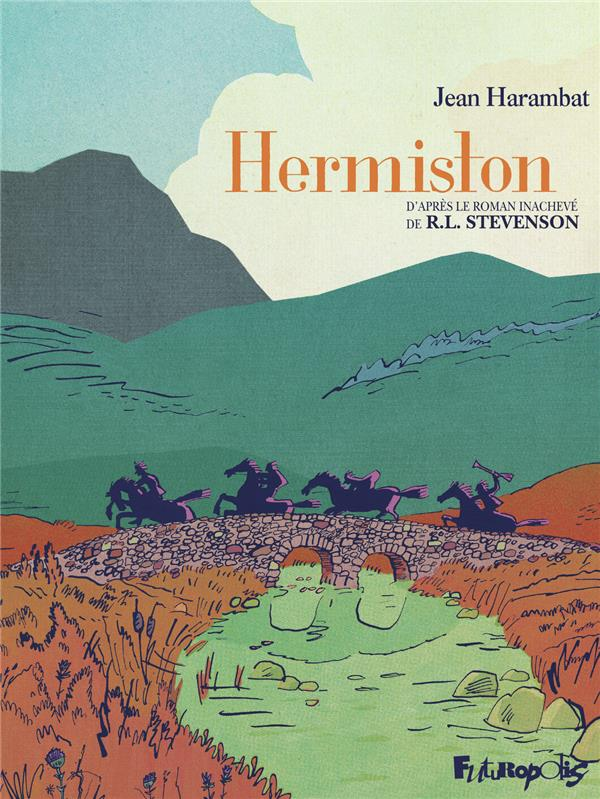 Hermiston ; INTEGRALE T.1 ET T.2