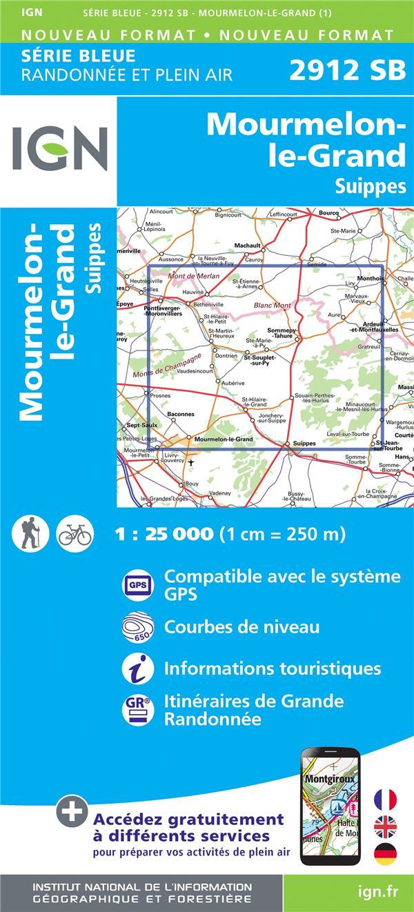 2912SB ; Monthois, Mourmelon-le-Grand