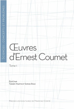 OEuvres d´Ernest Coumet (T. 1)