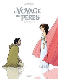 LE VOYAGE DES PERES  -  INTEGRALE VOL.2  -  T.4 A T.6
